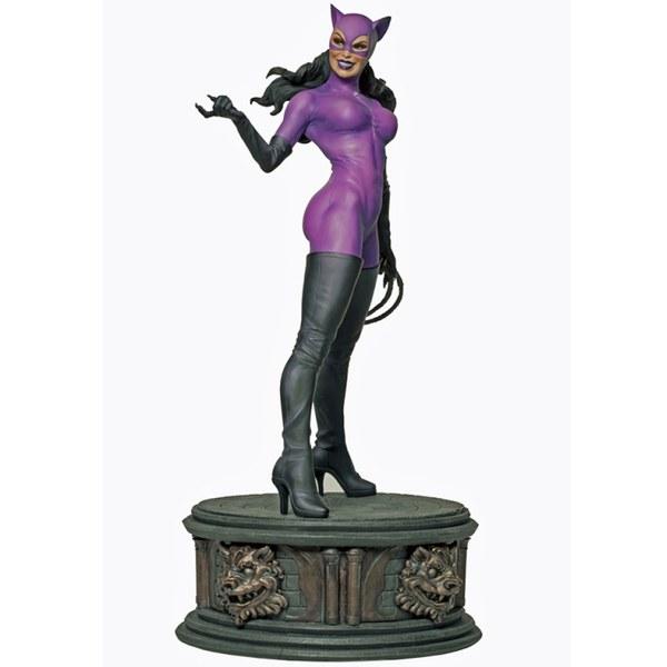 Sideshow Collectibles DC Comics Catwoman Premium Format Statue