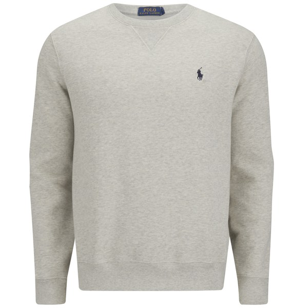 Polo Ralph Lauren Men's Crew Neck Sweater - Heather