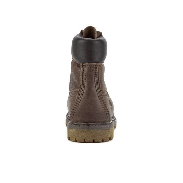 Timberland Kvinners Brune Skinnstøvler 2H5PwgI
