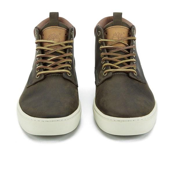 Timberland Men's Adventure 2.0 Cupsole Chukka Boots - Dark Olive ...
