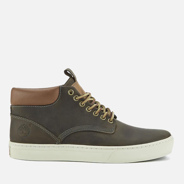 Timberland Men s Adventure 2.0 Cupsole Chukka Boots - Dark Olive Roughcut   Image 1 4184ca87a