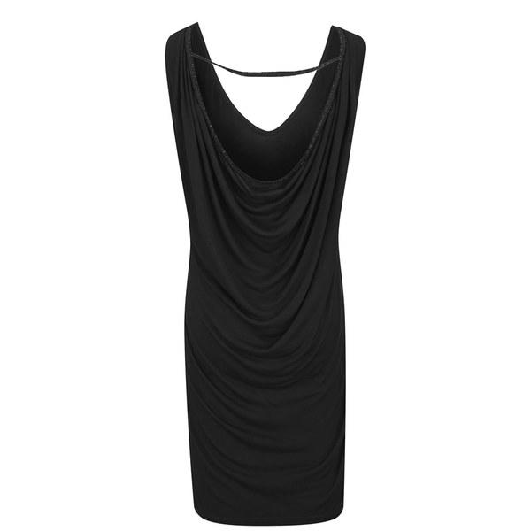 Religion Women's Pink Dress - Jet Black