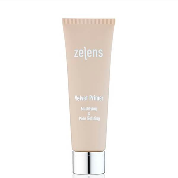 Zelens Velvet Primer - Mattifying and Pore Refining (30ml)