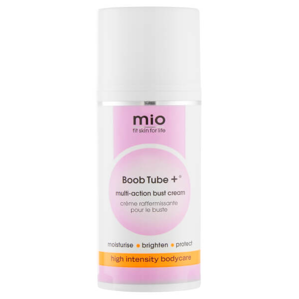 Crema pecho-escote tonificante y reafirmante Mio Skincare Boob Tube + Multi Action Bust Cream (100ml)