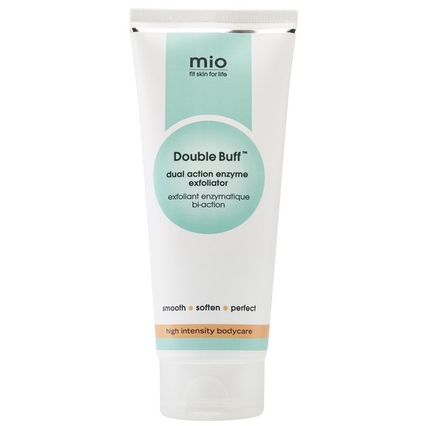Crema exfoliante enzimas doble acción Mio Skincare Double Buff (150ml)