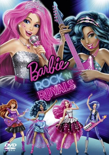 Barbie in Rock 'N Royals - Includes Barbie Gift