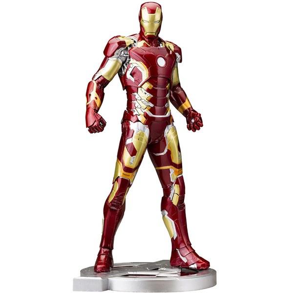 Kotobukiya Marvel Avengers Age of Ultron Iron Man Mark XLIII ArtFX+ 1:6 Scale Statue
