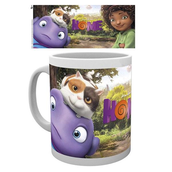 Home Logo Mug