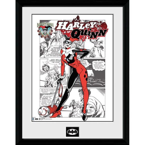 Free Comic Book Day Price Guide: DC Comics Batman Comic Harley Quinn Comic
