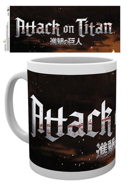 Attack on Titan Logo - Mug