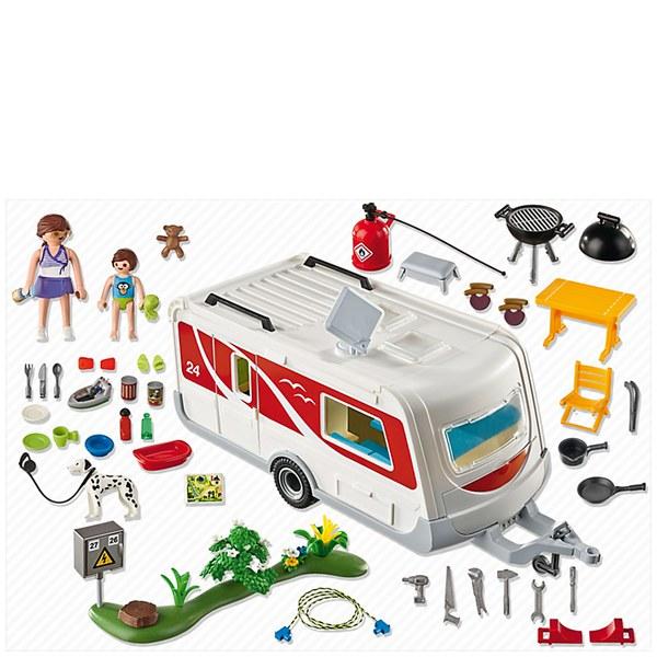Camping Car Family