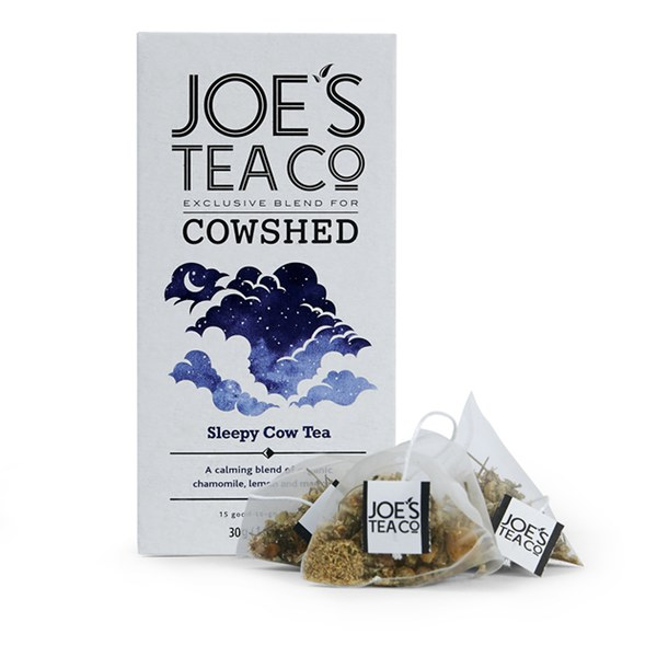 Cowshed Sleepy Cow Tea Bags (15 Bags)