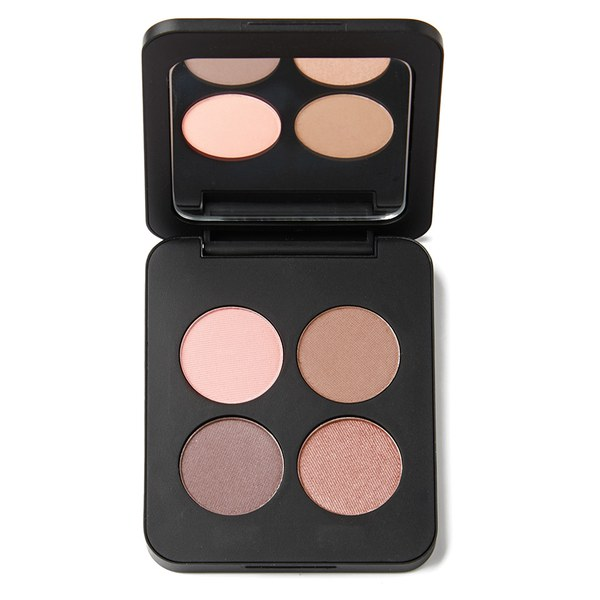 Youngblood Pressed Mineral Eyeshadow Quad - Timeless