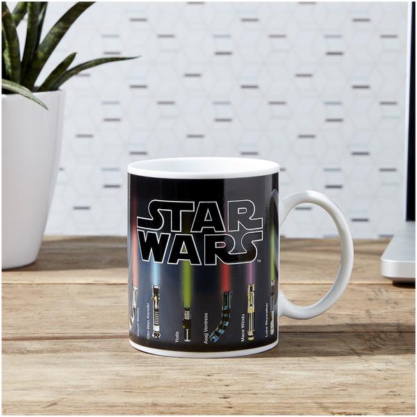 Taza Termosensible Star Wars