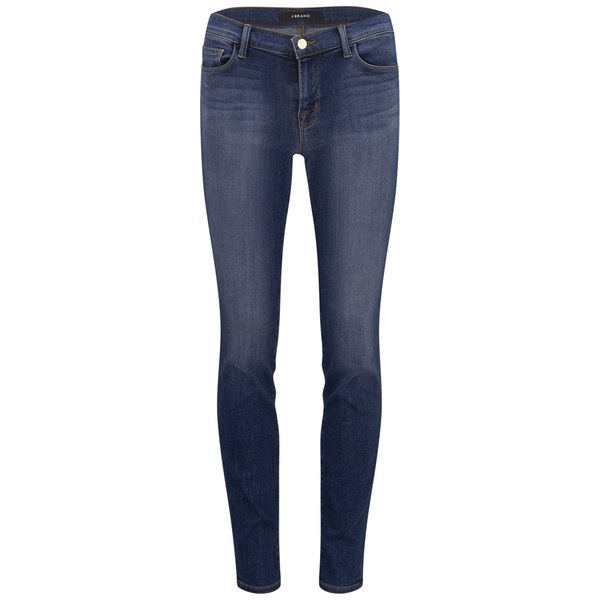 J Brand Women's Mid Rise 811 Skinny Jeans - Imagine