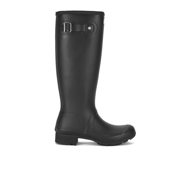 Hunter Women's Original Tour Foldable Wellies - Black