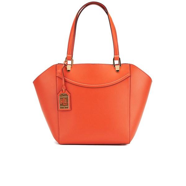 Lauren Ralph Lauren Shopper Bag - Dark Mandarin