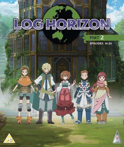 Log Horizon Part 2