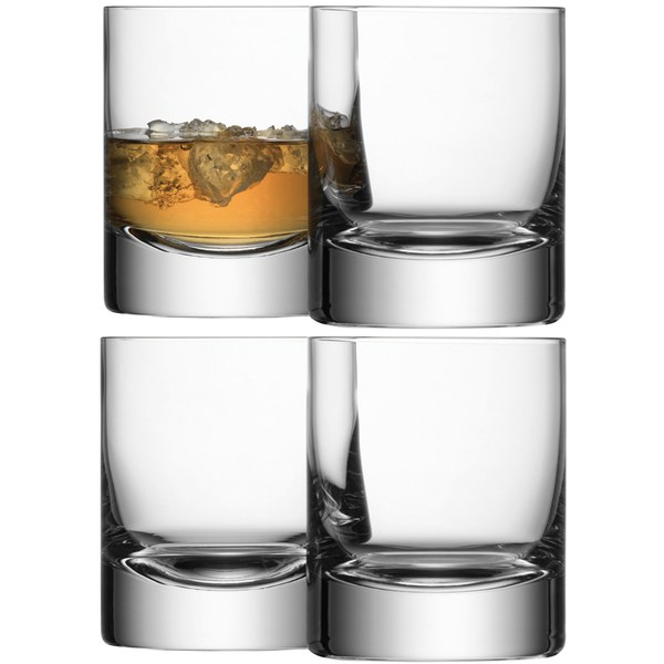 LSA Bar Tumblers - 250ml (Set of 4)