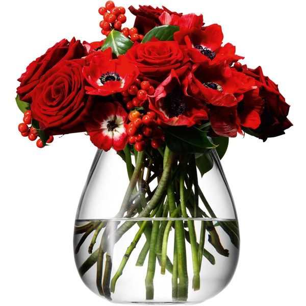 LSA Flower Table Bouquet Vase - 17cm