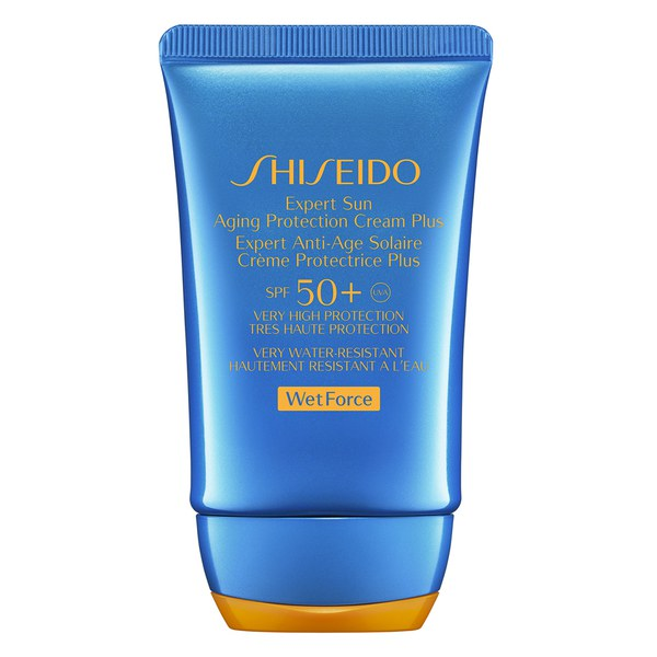 Shiseido Wet Force Expert Sun Aging Protection Cream Plus SPF50+ - 50ml