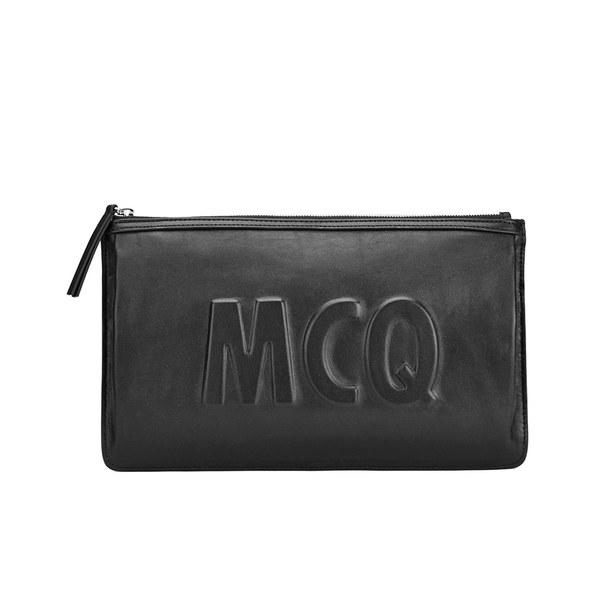 McQ Alexander McQueen Women's Kicks Clutch - Black
