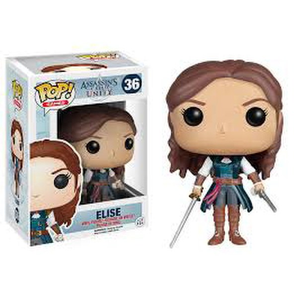 Assassin's Creed Unity Elise Pop! Vinyl Figure