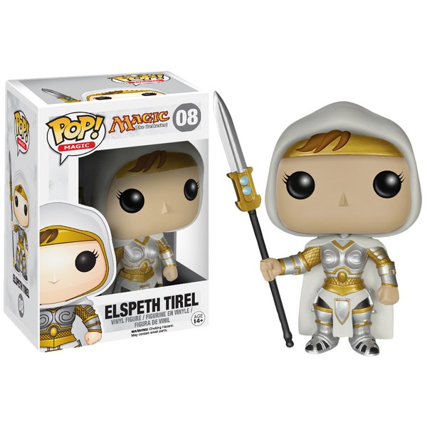 Figurine Pop! Elspeth Tirel Magic : l'assemblée