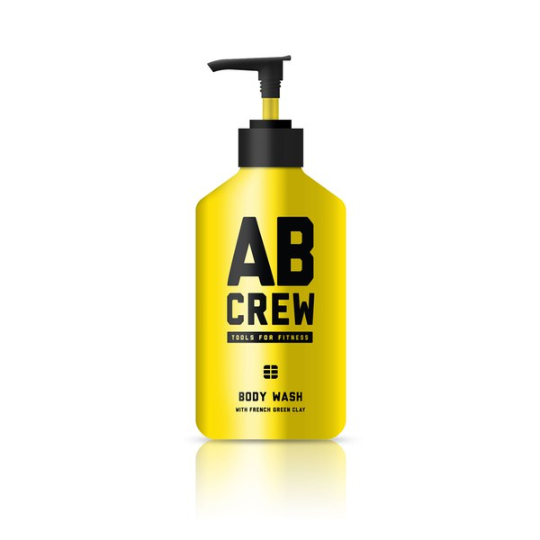 AB CREW Men's Body Wash (480 ml)