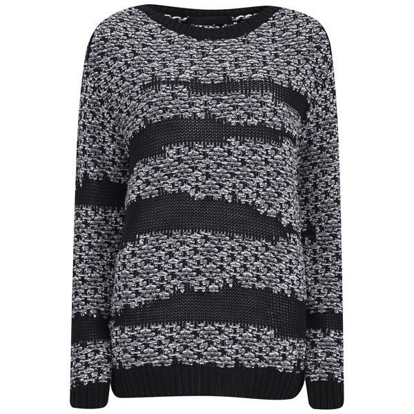 Karl Lagerfeld Women's Mae Sweatshirt - Black