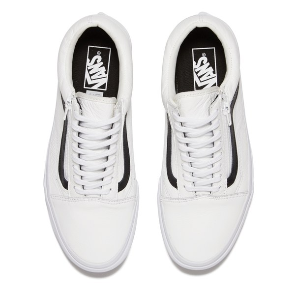 066e915c2d544 Buy 2 OFF ANY vans old skool black true white leather CASE AND GET ...