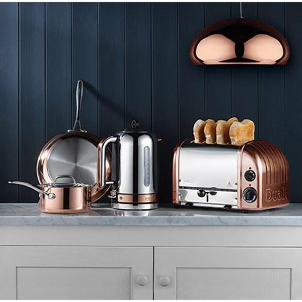 Dualit 47450 Classic Vario 4 Slot Toaster Copper
