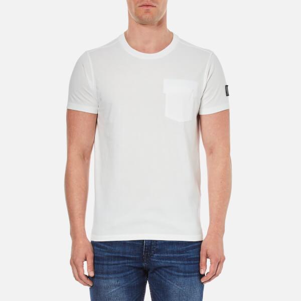 Belstaff Men's Bartlow Crew Neck T-Shirt - White