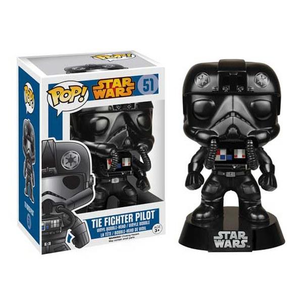 Star Wars TIE Fighter Pop! Vinyl Bobble Head Figure