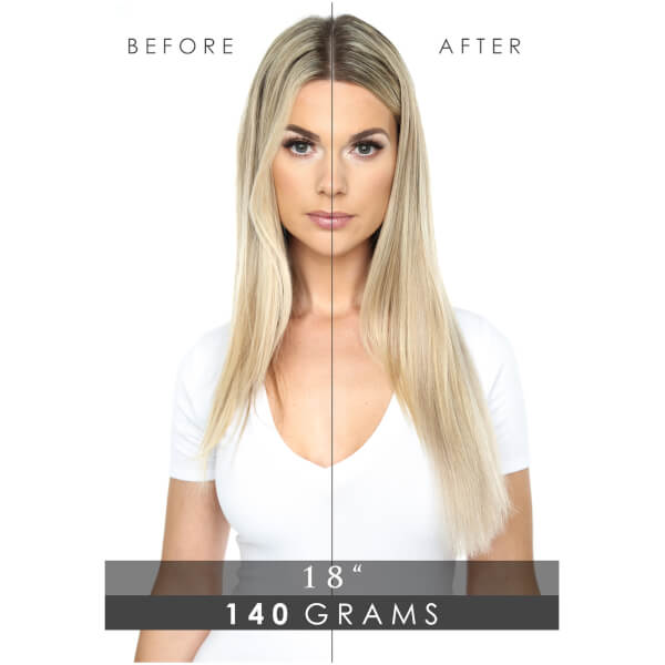 Beauty works deluxe clip in hair extensions 18 inch la blonde beauty works deluxe clip in hair extensions 18 inch la blonde 61324 pmusecretfo Gallery