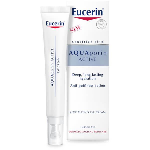 Eucerin® Aquaporin Active Revitalising Eye Cream (15ml)