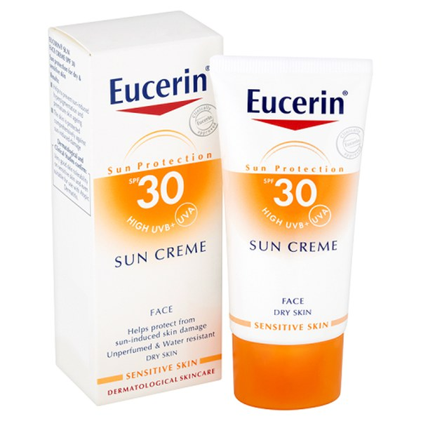 Eucerin® Sun Protection SPF 30 Face Sun Creme (50ml)