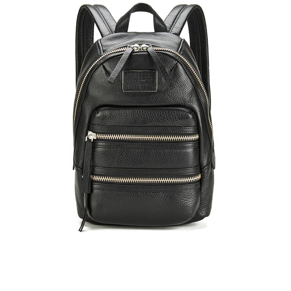 Marc by Marc Jacobs Women's Domo Biker Backpack - Black