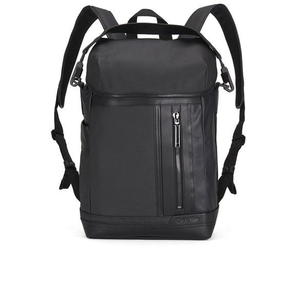 calvin klein ethan backpack black. Black Bedroom Furniture Sets. Home Design Ideas