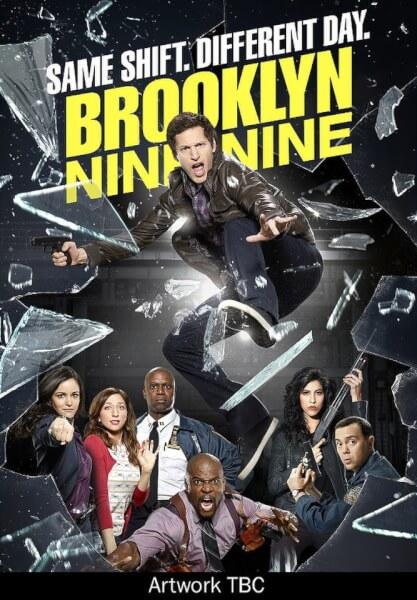 Brooklyn Nine-Nine Saison2