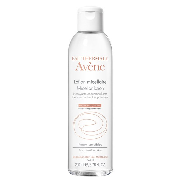 Avène Micellar Lotion Cleanser and Make-Up Remover (200ml)