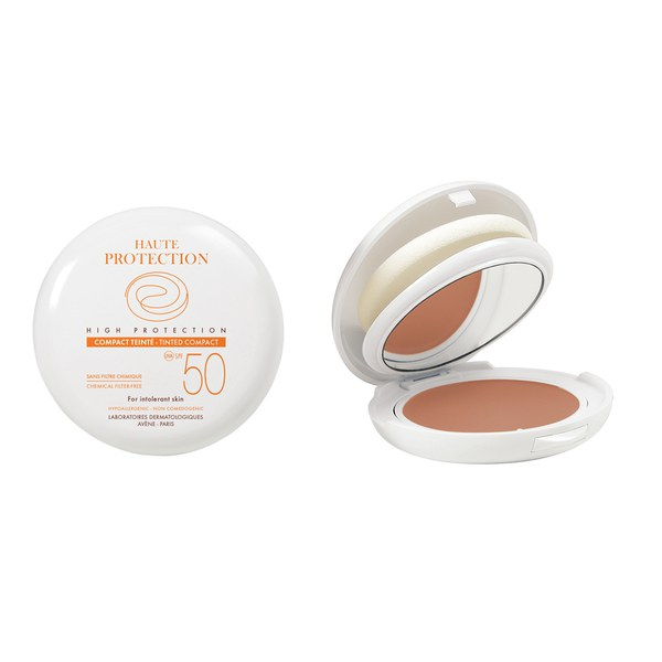 Avène LSF50 Tinted Compact Foundation - Honey (10g)