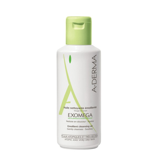 A-Derma Exomega Shower Cleansing Oil (200ml)