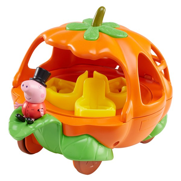 Peppa Pig - Once Upon a Time - Pumpkin Carriage