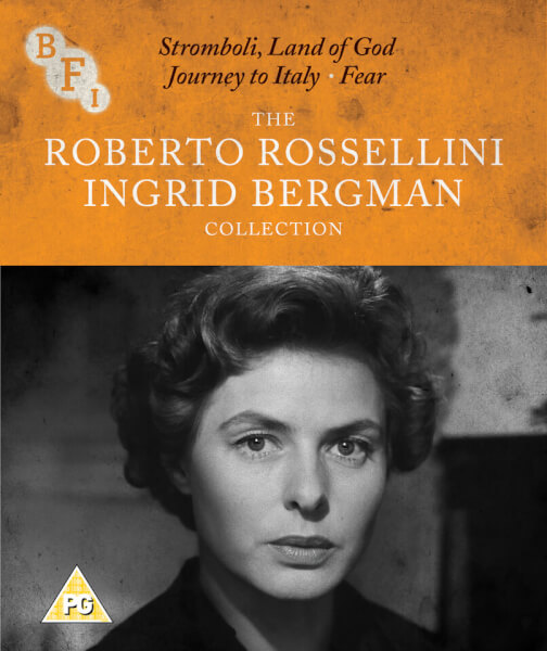 The Roberto Rossellini - Ingrid Bergman Collection
