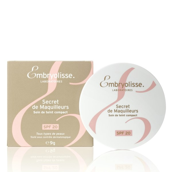 Embryolisse Secret De Maquilleurs Tanned Compact Foundation - Honey (9g)