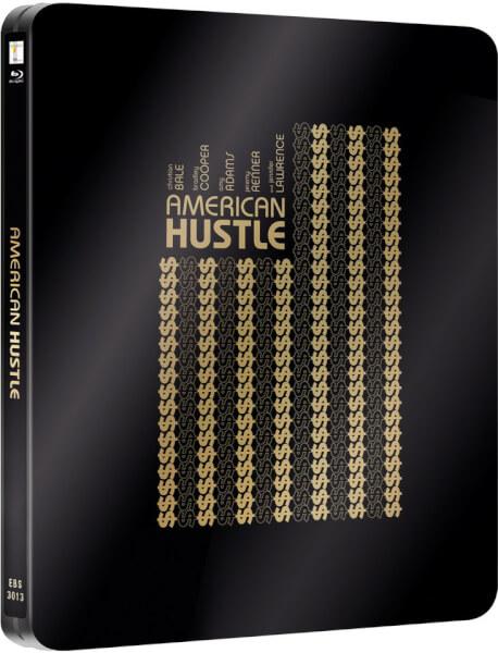 American Bluff - Steelbook Exclusif Limité pour Zavvi