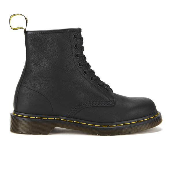 1460 8 Eye Leather Boots in Black Dr. Martens Grey Outlet Store Online Reliable Sale Clearance Store Big Sale EOb6lL