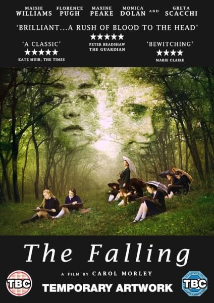 The Falling - Blu Ray