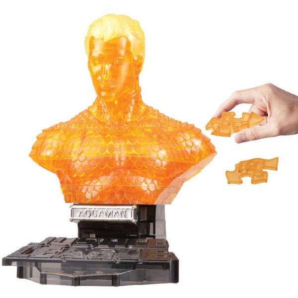 DC Comics Aquaman Cristal 3D Puzzle